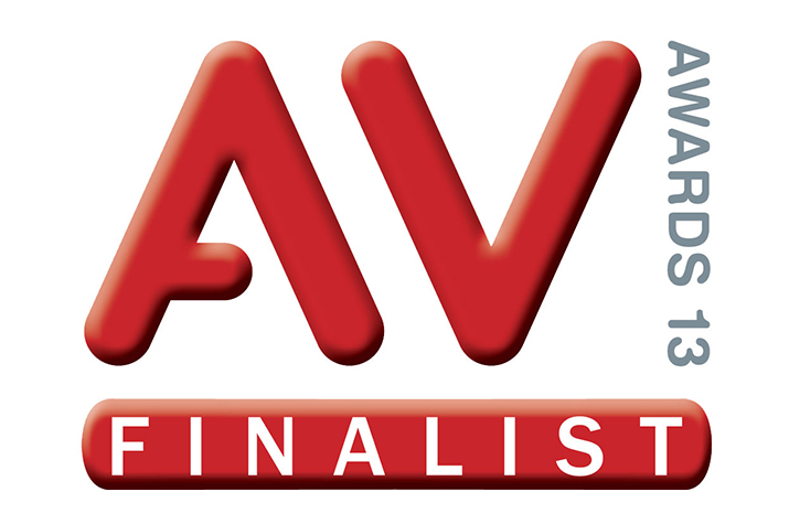 Five AV Awards Finalists!