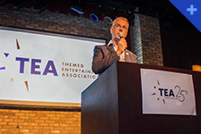 David Willrich International Board President of the TEA'